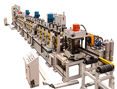 automobile-beam-roll-forming-line
