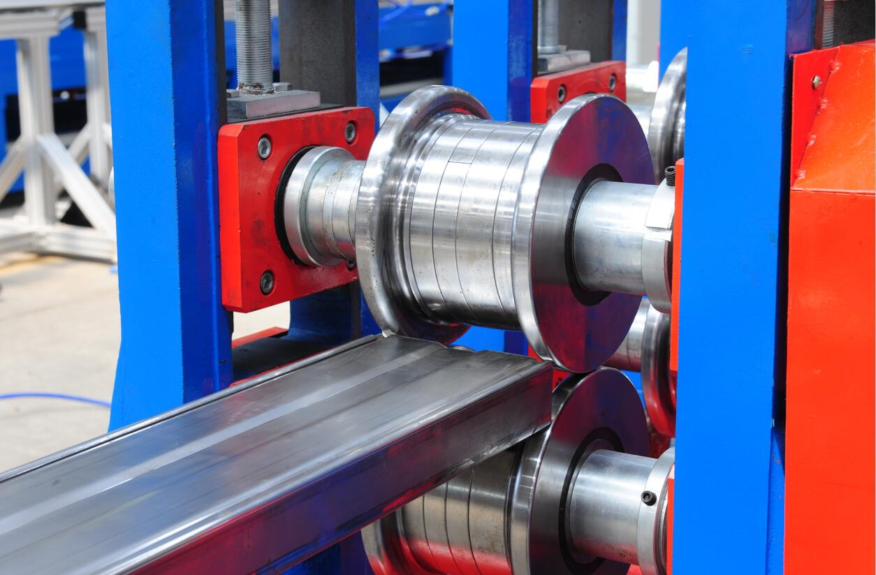 combination beam roll forming line