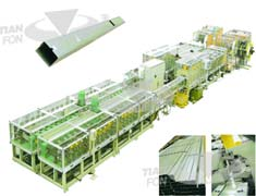 Bus Bar Roll Forming Line