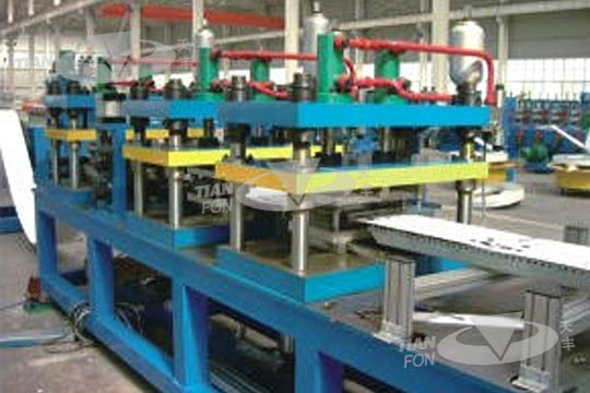 Lampshade Roll Forming Line