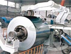 Recoiler Production Line