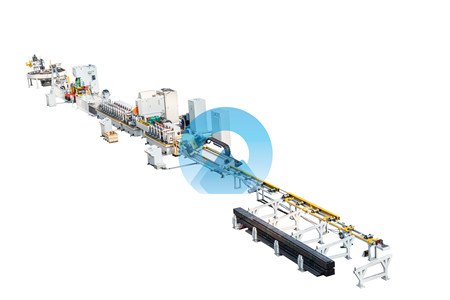 tube roll forming Line