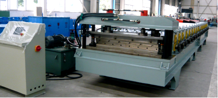 roof-panel-roll-forming-line
