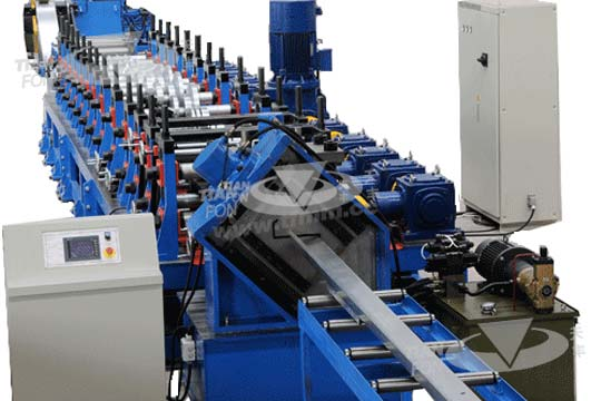 TF CZ Purlin Roll Forming Line