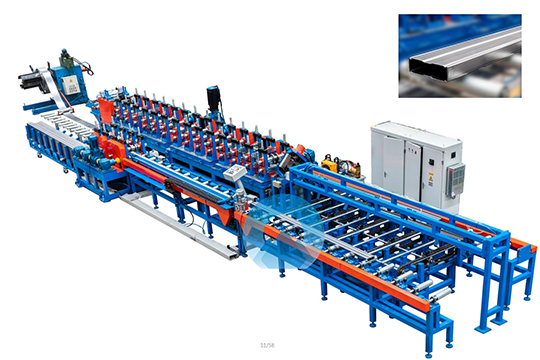 Boxbeam Roll Forming Machine