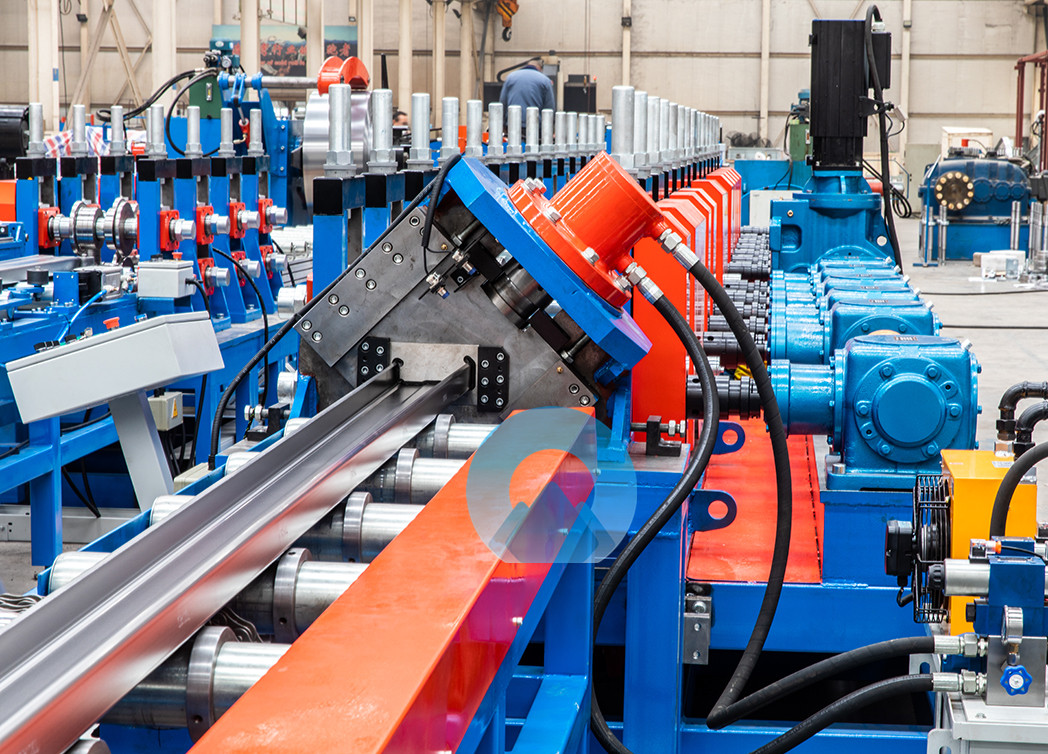 boxbeam roll forming line